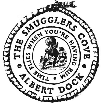 The Smugglers Cove logo
