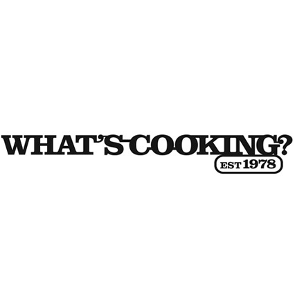 What's Cooking logo