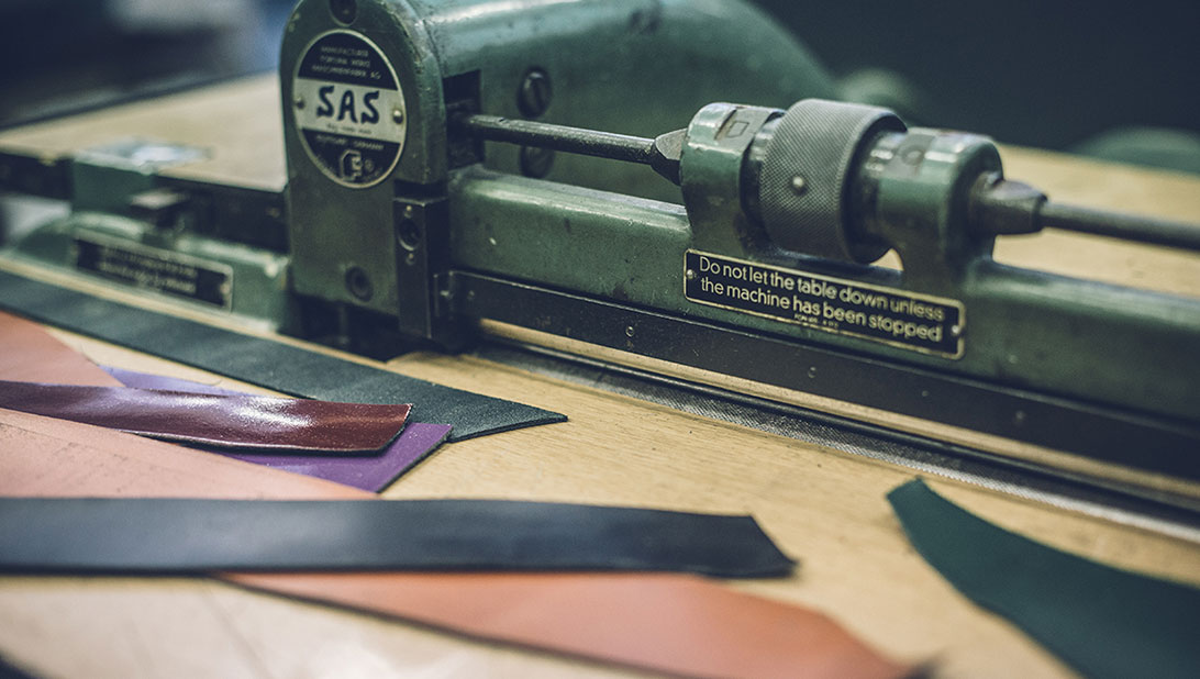 Hanshaw's Leather Workshop will bring a taste of 50-year heritage to the Albert Dock