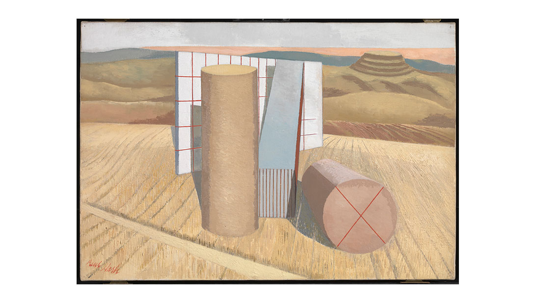 Paul Nash, 1889–1946 Equivalents for the Megaliths 1935 - Photography © Tate 2017