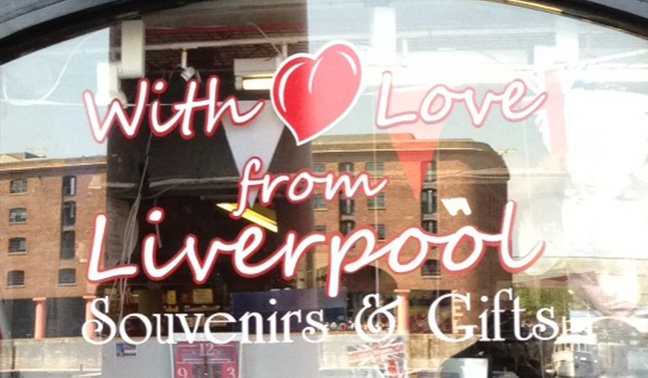 With Love From Liverpool