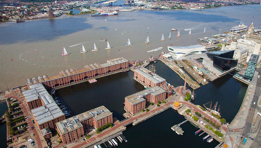 Clipper Race: Liverpool
