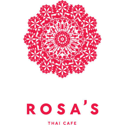 Rosa's Thai Cafe Logo