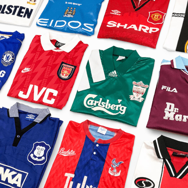 b823b7db8 The world s largest collection of original football shirts