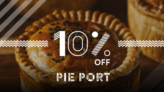 Pie Port Student Deal