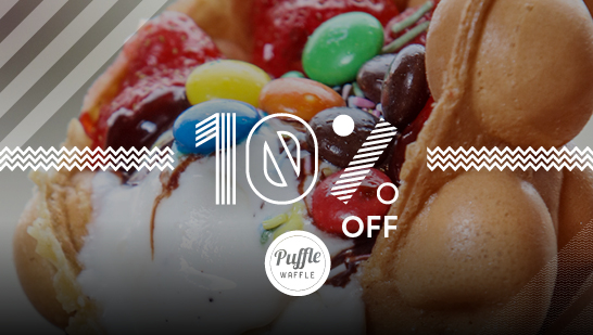 Student Deals Puffle Waffle Royal Albert Dock Liverpool